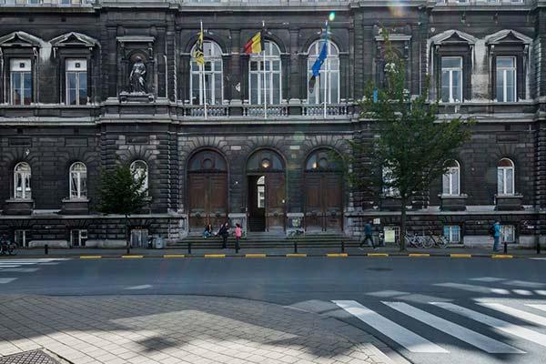 Photo: Faculteitsbibliotheek architectuur
